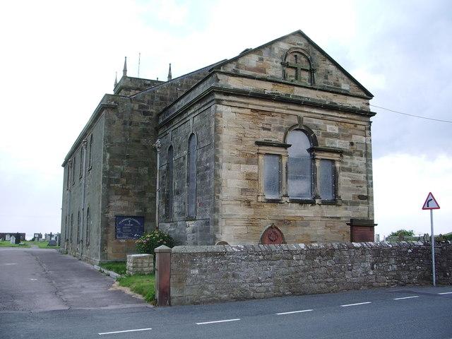 St Bridget's Church, Moresby