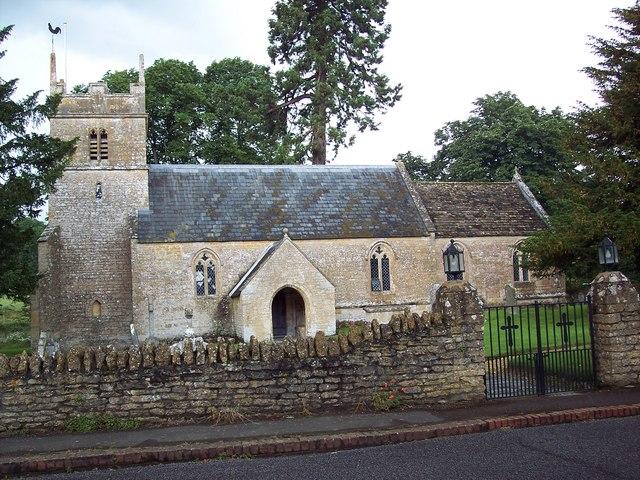 Church of St Michael, Blackford