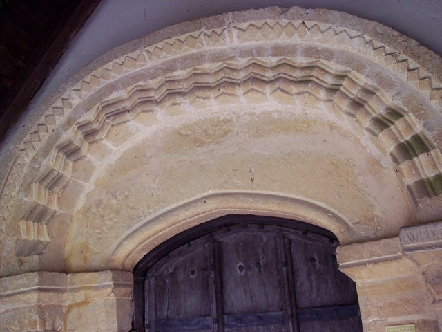 St Michaels Church - Doorway