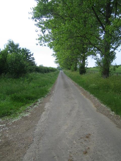 Stoney Batter Lane near Stoney Batter