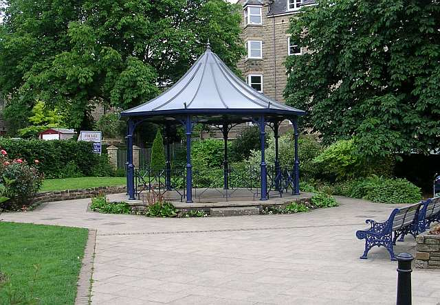 Ilkley Bandstand - The Grove