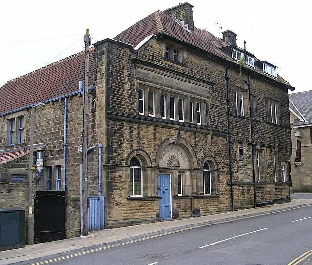 Masonic Hall - Cunliffe Road