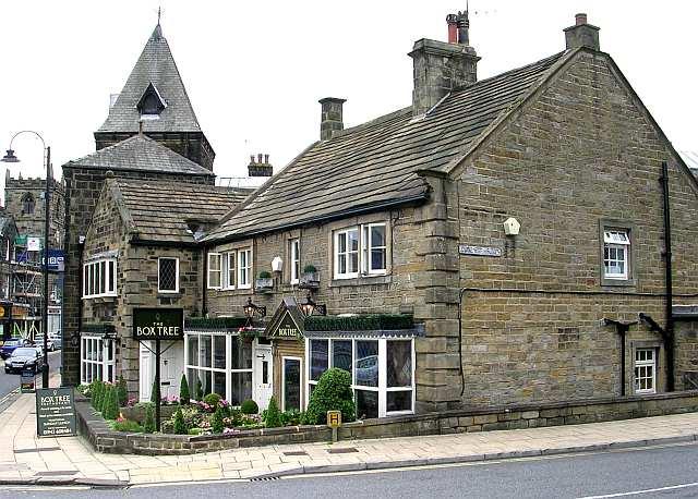 The Box Tree Restaurant - Church Street