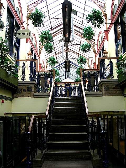 The Arcade - Church Street