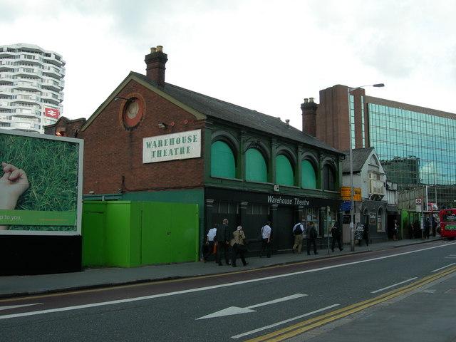 Warehouse Theatre, Dingwall Road, Croydon