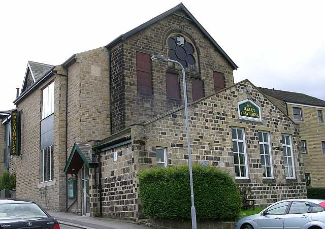The Ilkley Playhouse - Weston Road