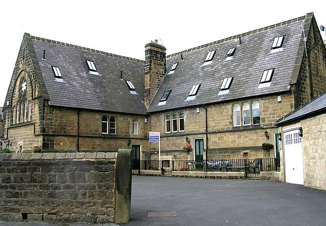 Old National School - Wharfe View Road