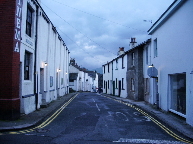 Derwent Street, Keswick