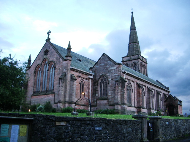 Church of St John, Keswick