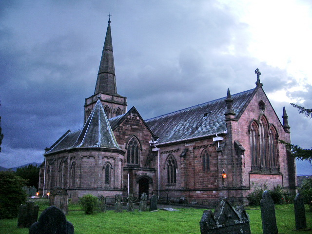 The Parish Church of Keswick, St John