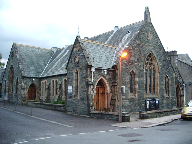 The Methodist Church, Southey Street, Keswick