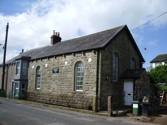 Wesleyan Chapel, Ireby