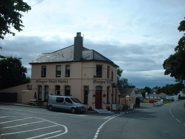 Ginger Hall Hotel at Sulby