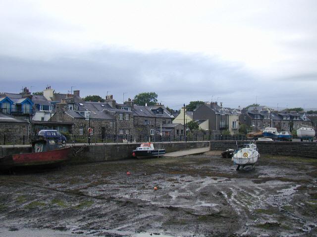 Castletown harbour
