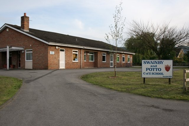 Potto and Swainby C of E Primary School