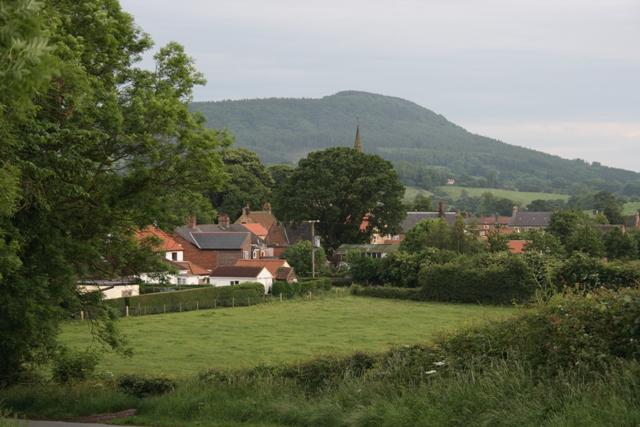 Swainby From Whorlton Lane