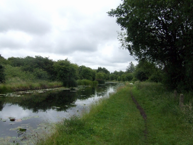 Wyrley and Essington Canal near Lane Head
