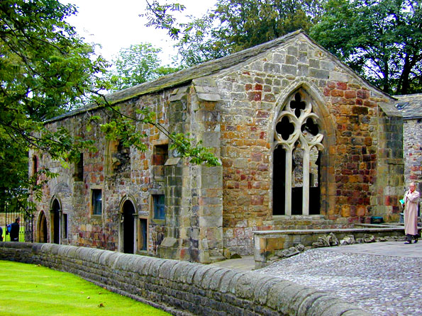Chapel of St John the Evangelist, Skipton Castle