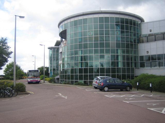 Southend Leisure & Tennis Centre, Garon Park