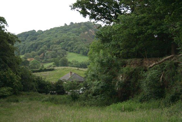 Former Bradley's Quarry