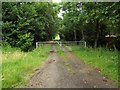 TL3156 : Can't go to Bourn on this bridleway by Jeff Tomlinson