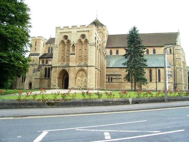 St Wilfrid, Duchy Road