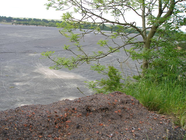 Tuthill disused quarry has now been infilled