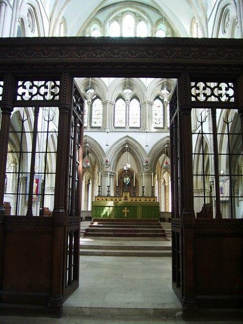 St Wilfrid