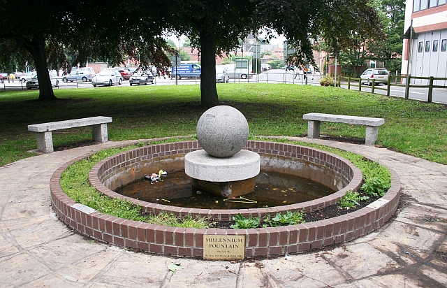 Millennium Fountain, Applegarth