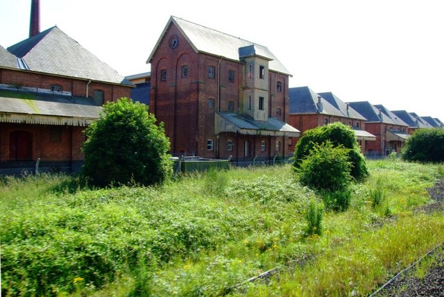 Maltings, Northern Aspect