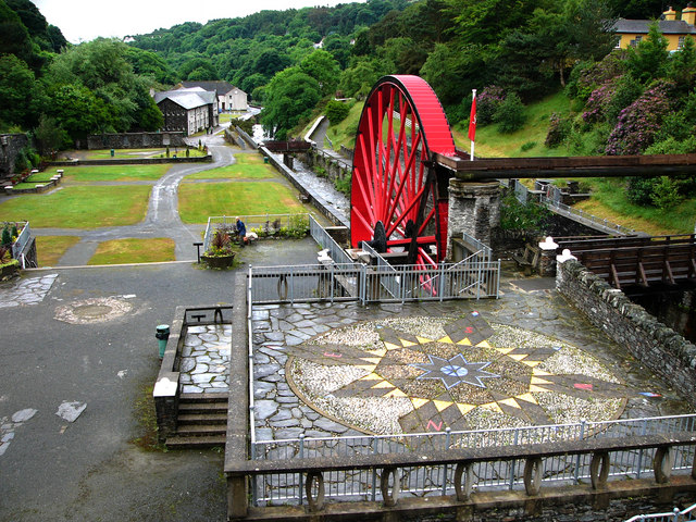 Laxey Valley Gardens, and Snaefell Wheel.
