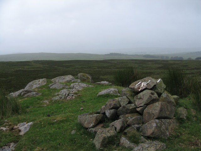 Cairn on Smeath Hill