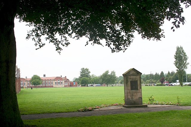 The Applegarth Recreation Ground