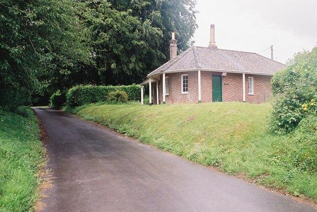Milborne St. Andrew: The Lodge, Longthorns