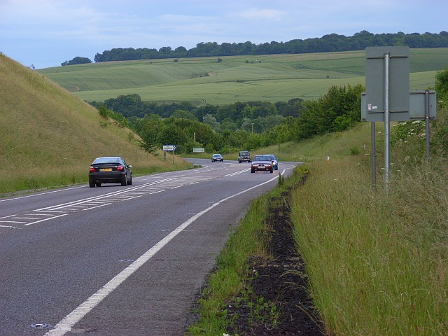 The A36, Steeple Langford