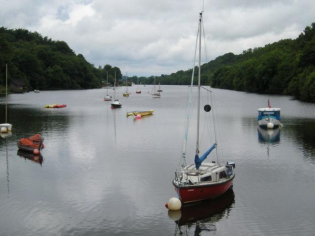 Rudyard Lake from the Dam