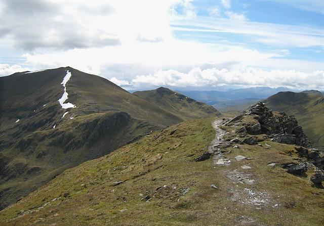 An Stuc - Summit Cairn
