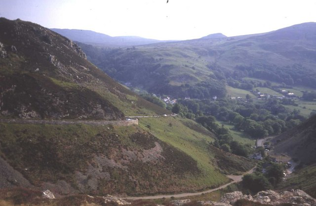 Sychnant Pass