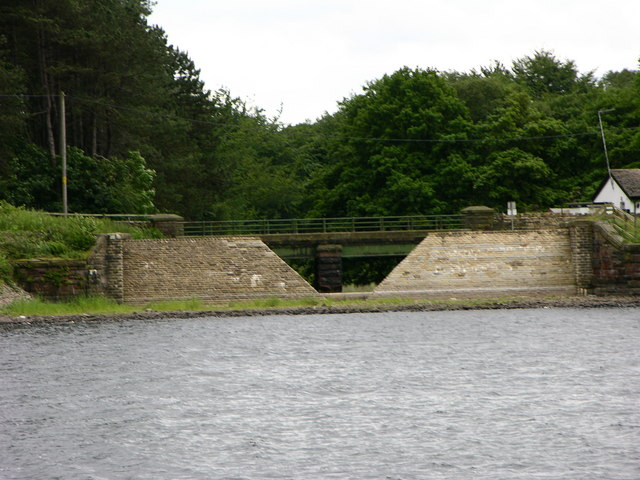 Outflow, Turton and Entwistle Reservoir