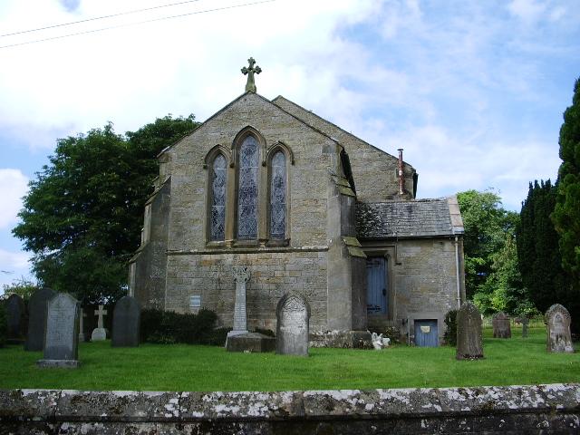 St James' Church, Ireby