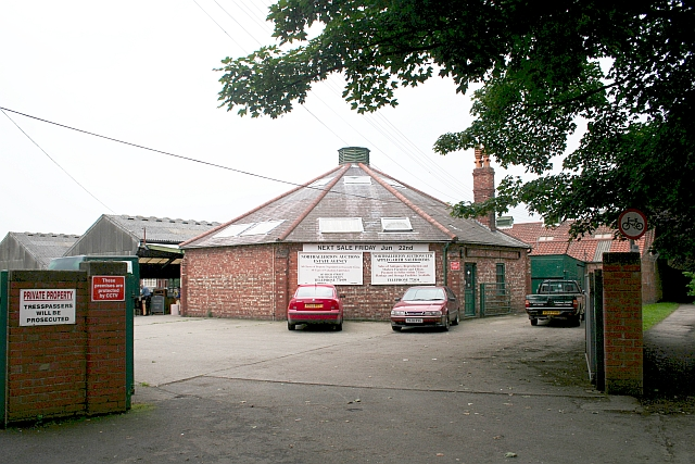 Northallerton Cattle Mart