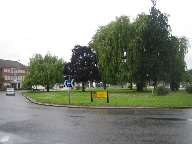 Kingsbury Circle