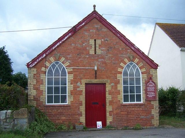 The Old Gospel Hall Westport