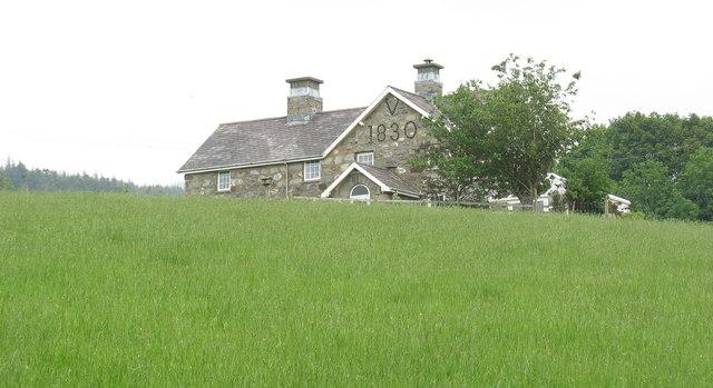 Ffermdy Esgair-gawr Farmhouse
