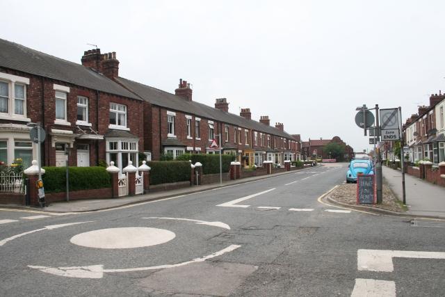 Romanby Road