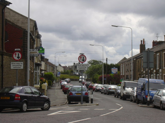 Haslingden Road Guide
