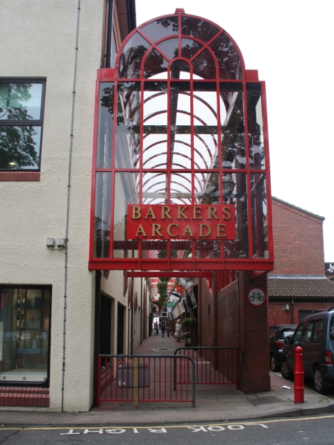 Barkers Arcade