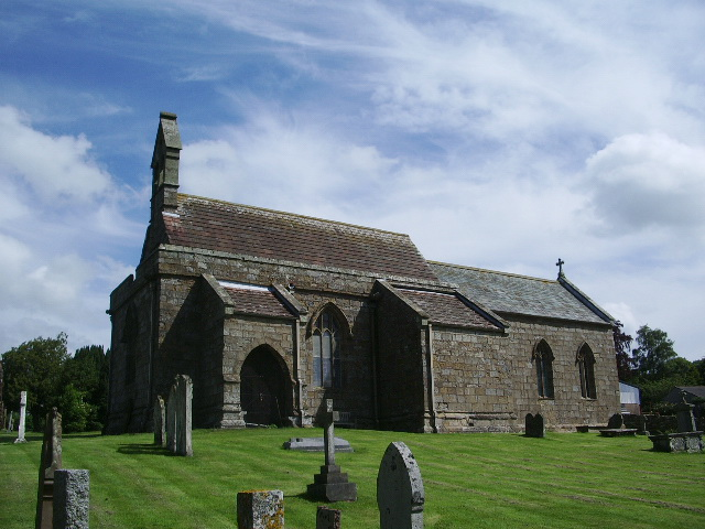 The Parish Church of All Saints, Boltongate