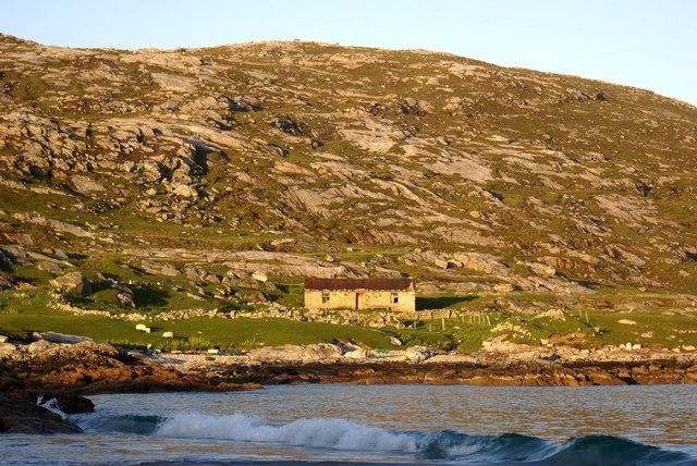Taransay - Loch na h-Uidhe