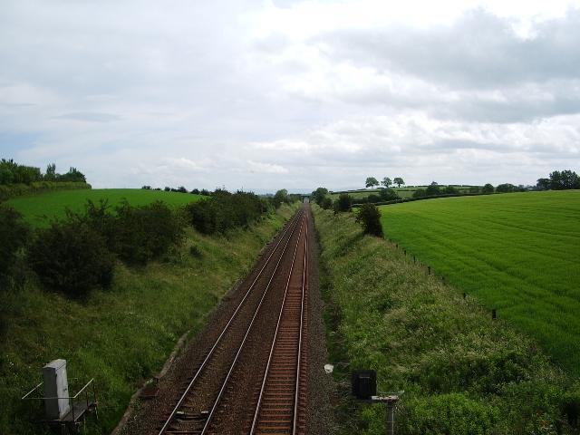 Carlisle to Barrow Railway